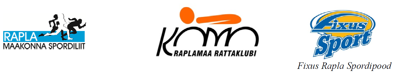 KoMo suusasari ja Rapla MK MV 2016